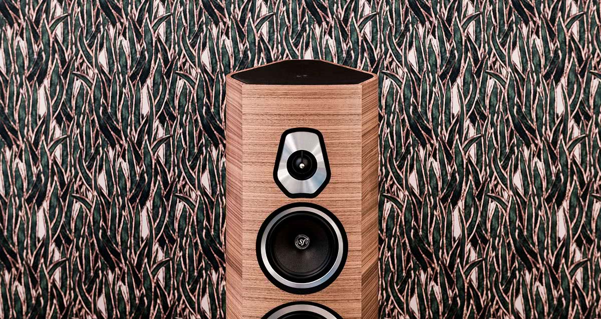 new sonus faber collection sonetto